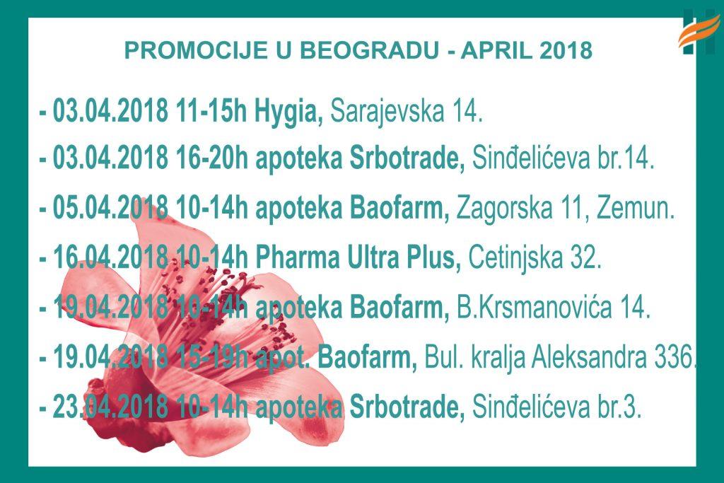 HIMALAYA PROMOCIJE APRIL 2018
