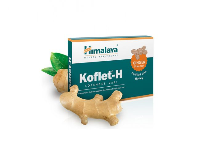 Koflet-H® Lozenge – Đumbir