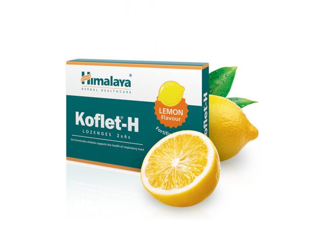 Koflet-H® Lozenge – LImun